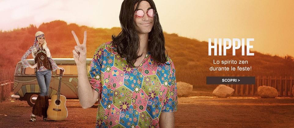 Vestiti di Carnevale Hippie