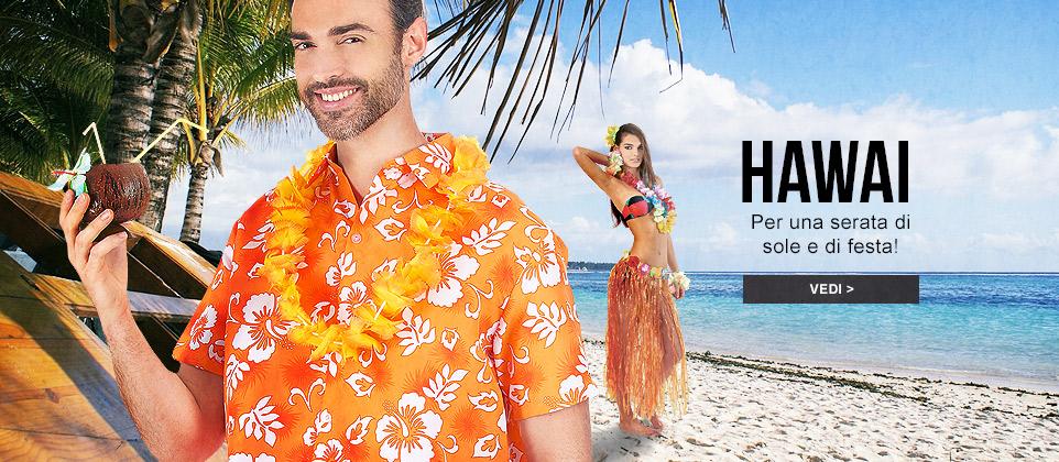 Festa a tema Hawaii