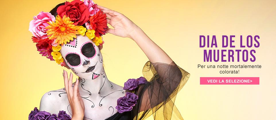 Vestiti Dia de los muertos