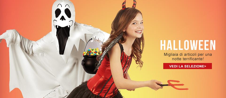 Costumi di Halloween