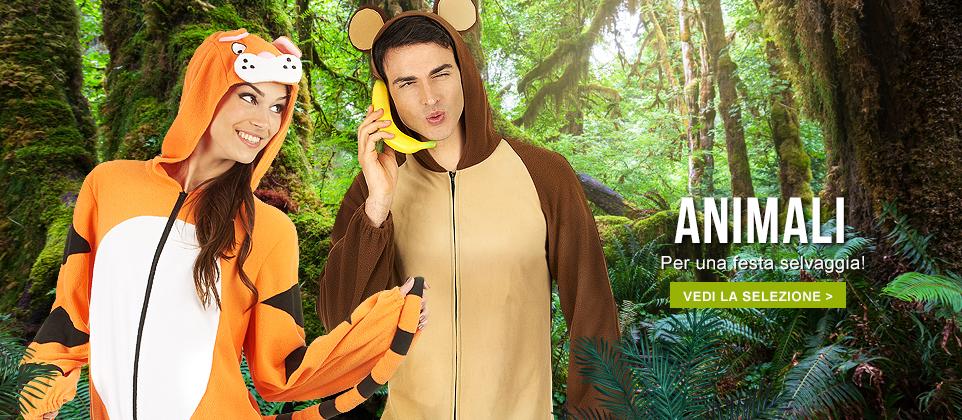 Costumi da animale