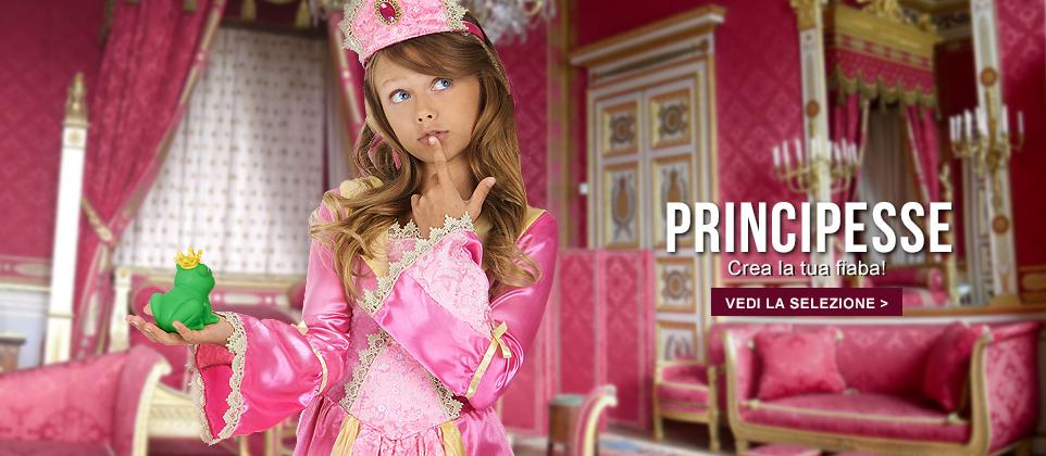 Costume da principessa