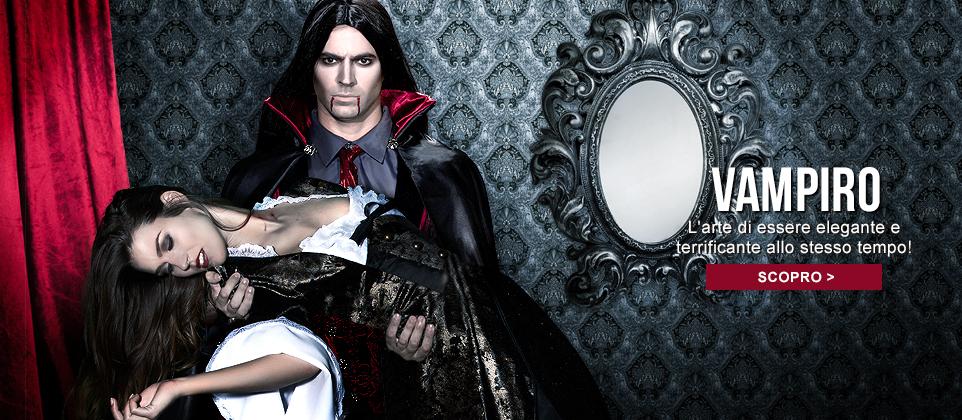 travestimenti e accessori da vampiro