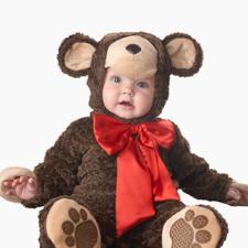 Vestiti di Carnevale neonati