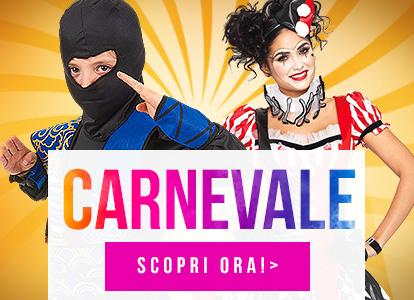 costumi e accessori per Carnevale