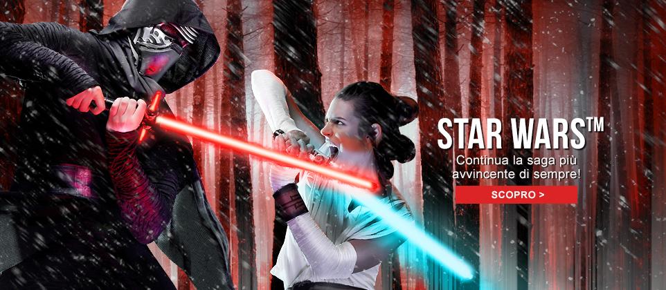 Travestimenti Star Wars
