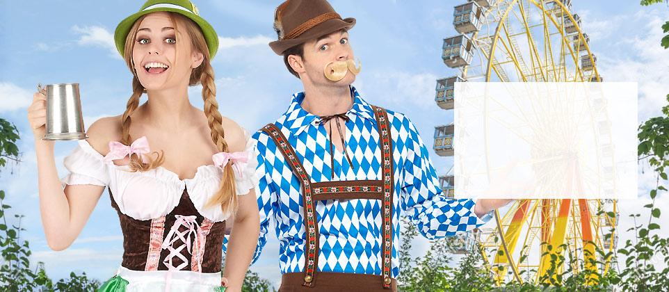 Costumi e accessori Oktoberfest