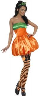 Costume zucca sexy donna