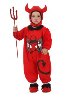 Costume diavoletto bebè
