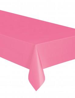 Tovaglia di plastica rettangolare rosa