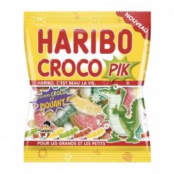 Sacchetto caramelle Haribo Croco Pik
