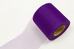 Rotolo di tule viola