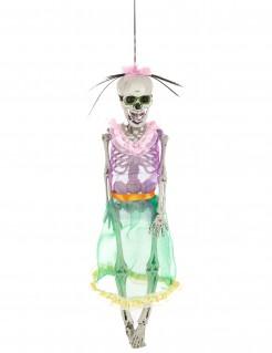 Scheletro donna Halloween