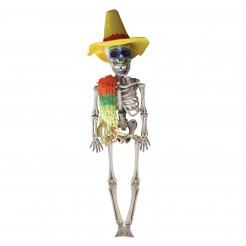 Scheletro uomo halloween