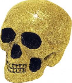 Cranio dorato