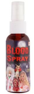 Bomboletta spray sangue finto