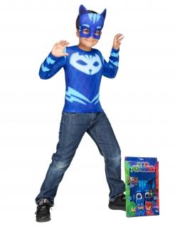 Cofanetto Costume da Gattoboy dei Superpigiamini™ per bambino