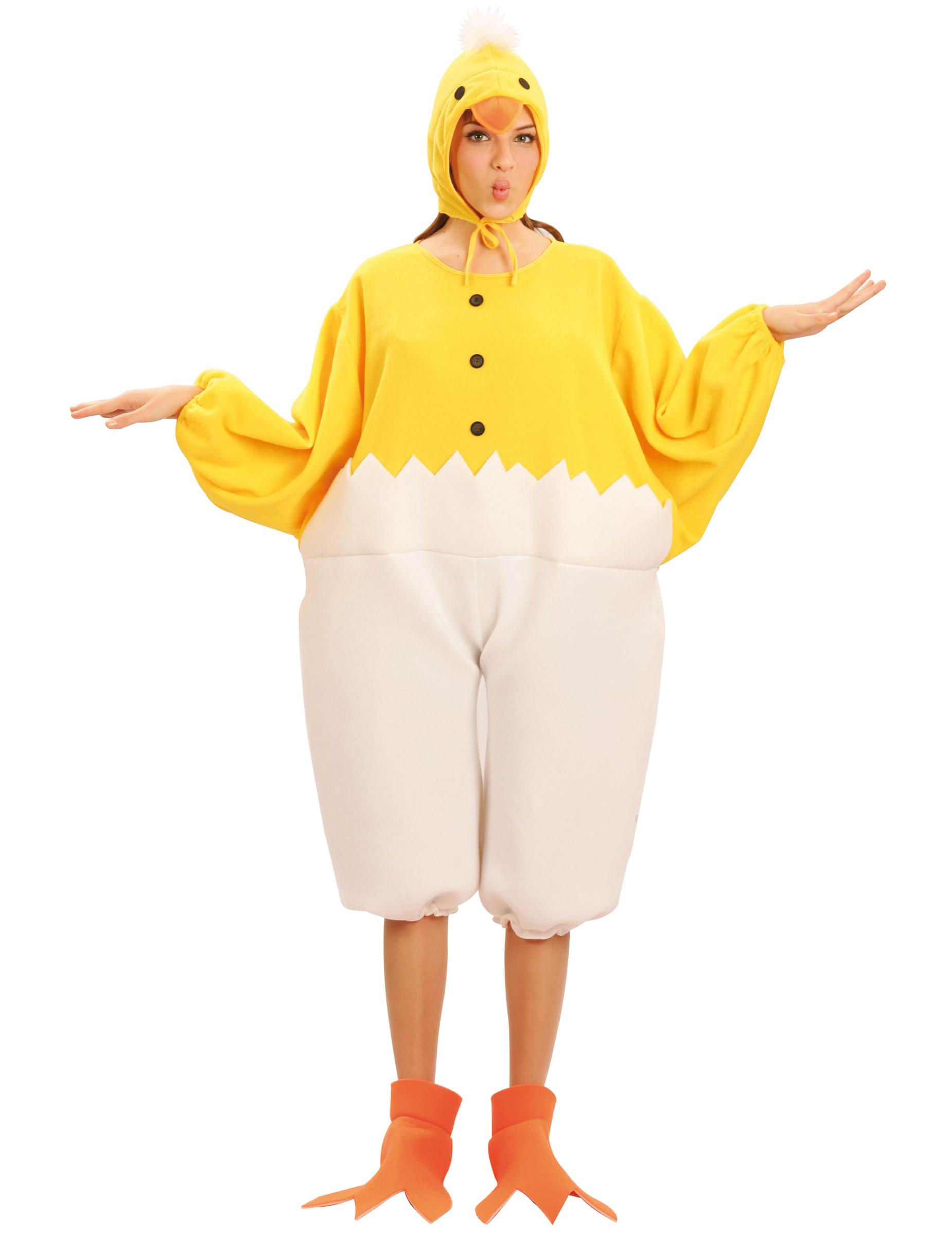 Costume pulcino adulti  Costumi adulti 441b3b7670c3