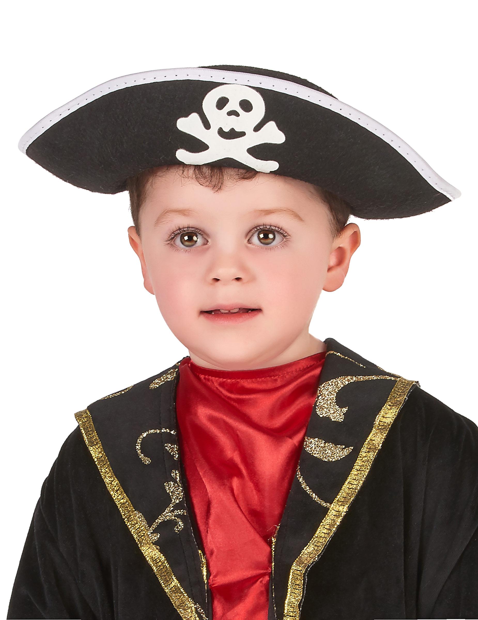 Cappello da pirata bambini  Cappelli 6dc599daca90