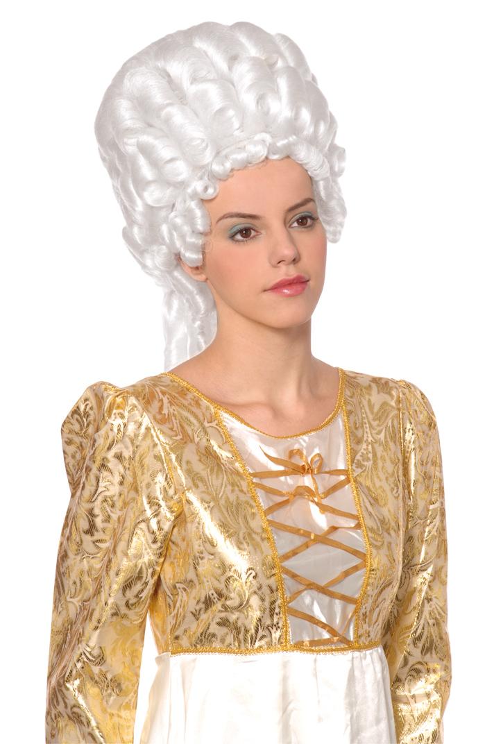 Parrucca Maria Antonietta donna  Parrucche 3ad6774f54a