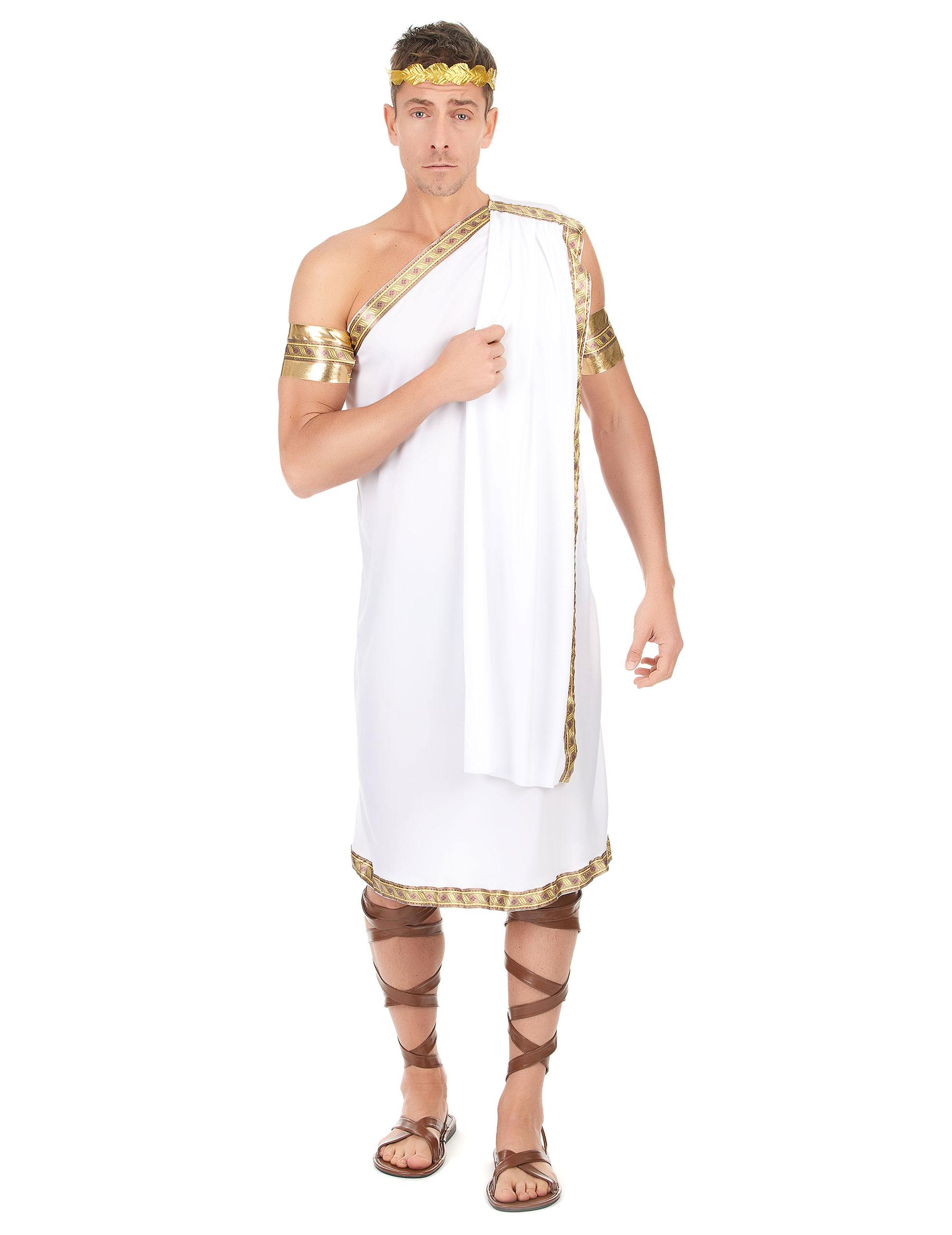Костюм греческих богов своими руками 13