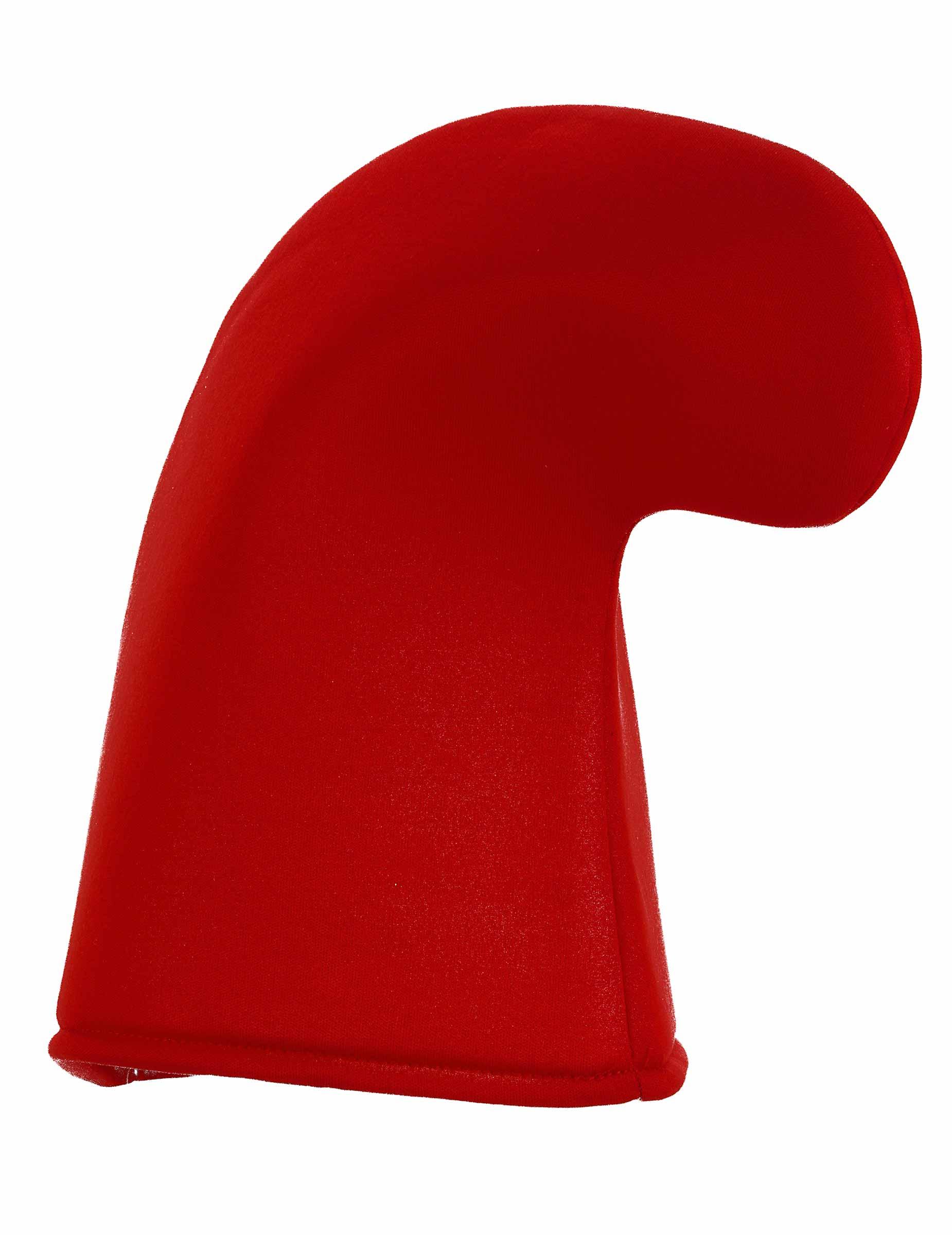 Cappello da elfo rosso adulto  Cappelli 412de4c32757