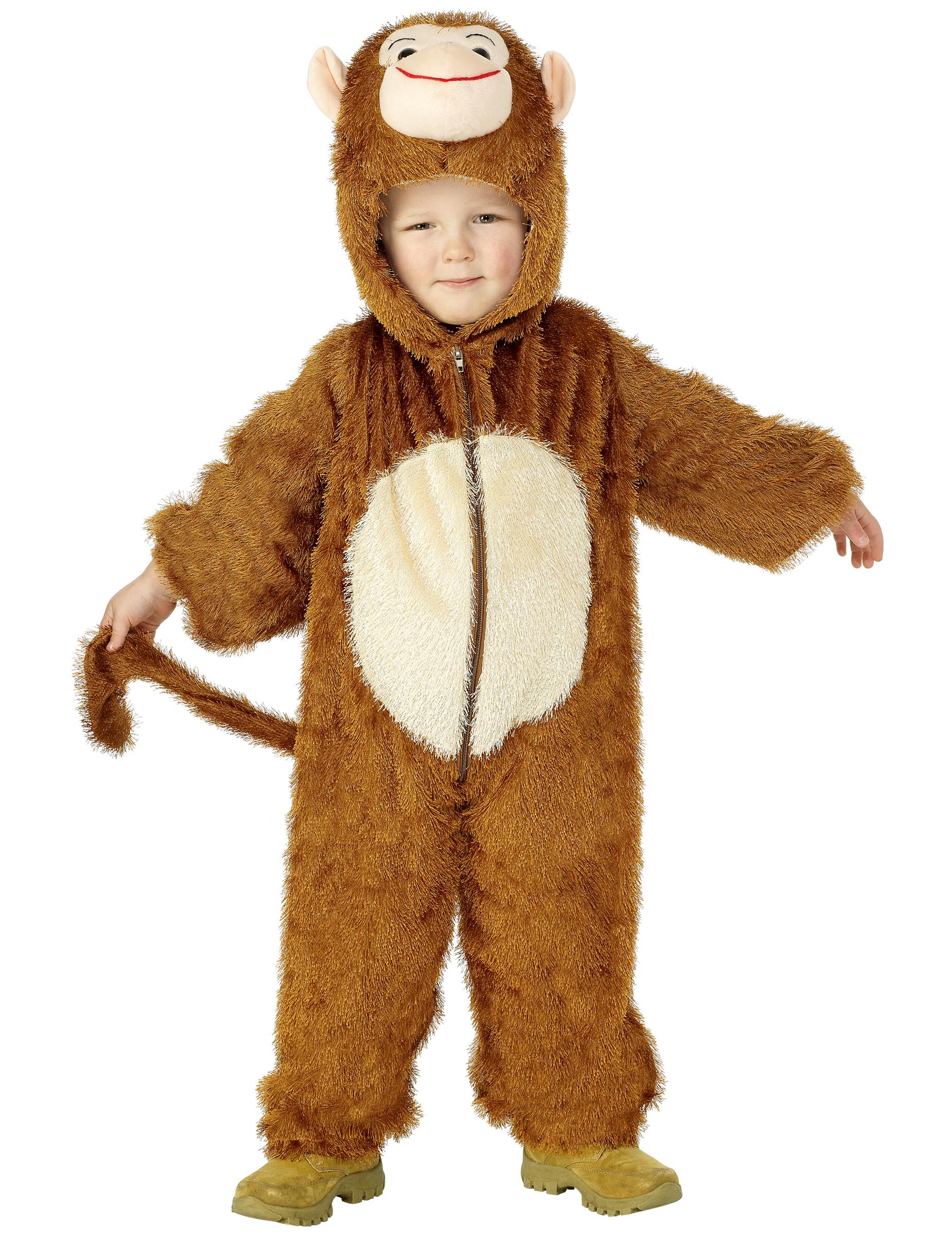 Costume-scimmia-bambini-Carnevale-Cod-170720