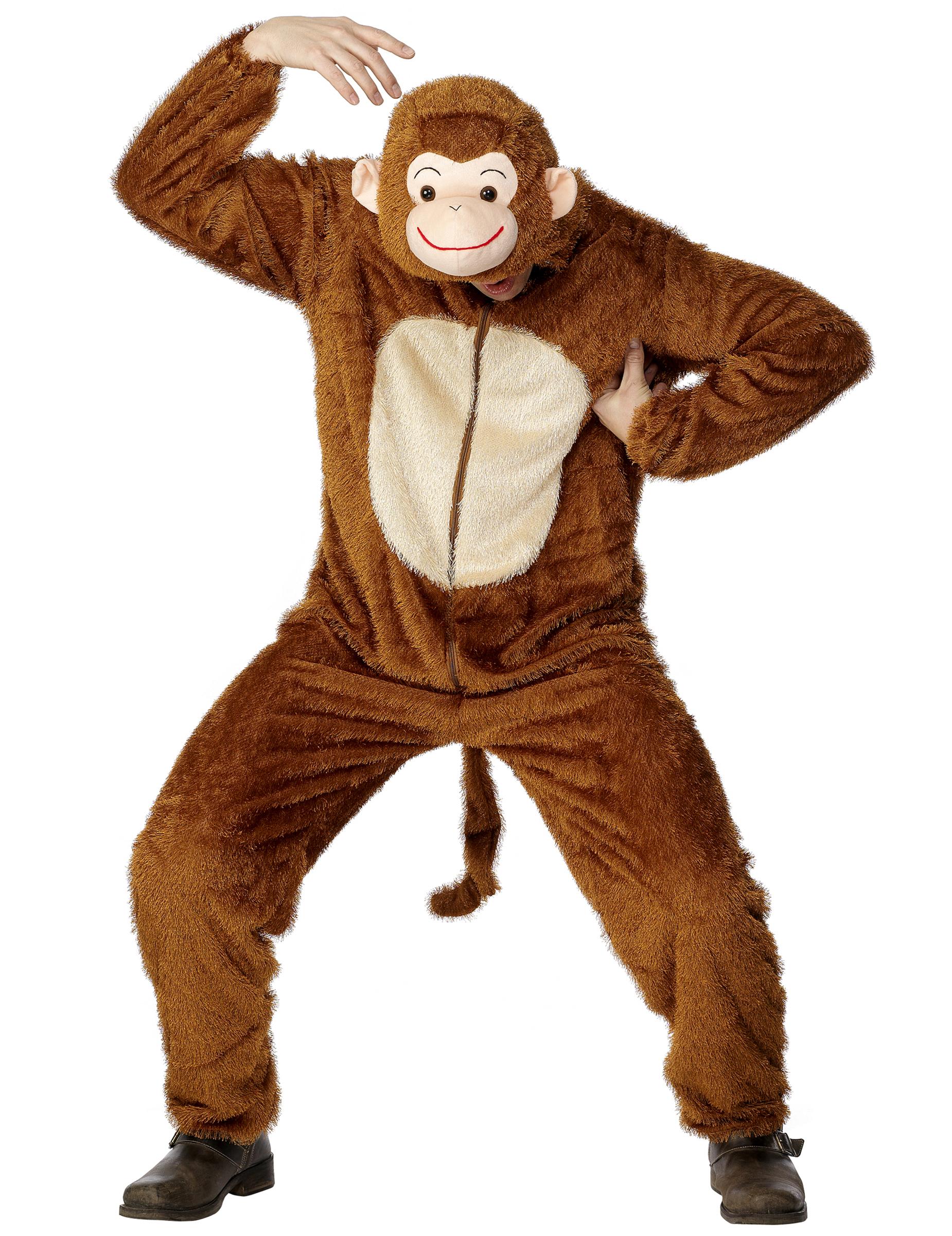Costume scimmia adulti  Costumi adulti 3f87b0d529d