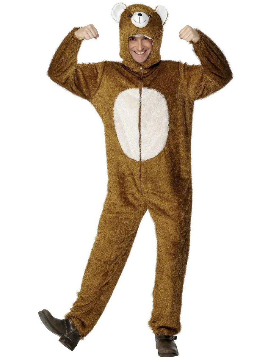 store ultima selezione grande sconto di vendita Costume orso adulti
