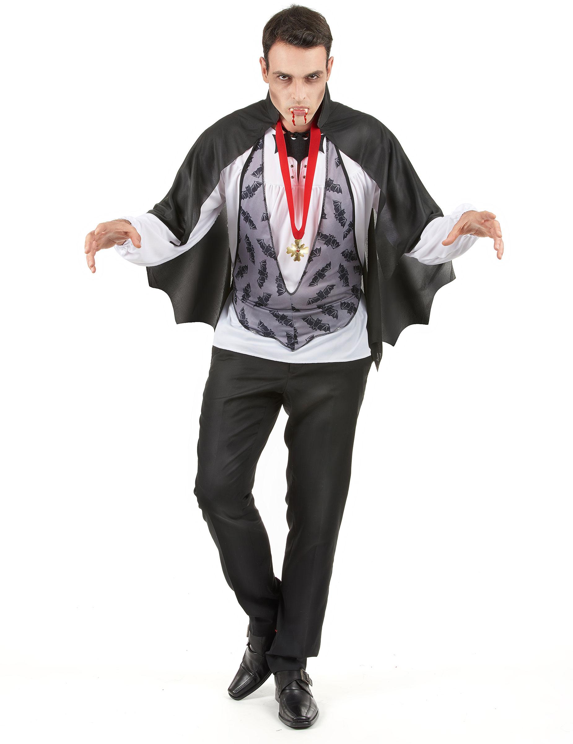 Vampiri it Adulti Halloween Vestiti Per Da Vegaoo qGLzMpUVS