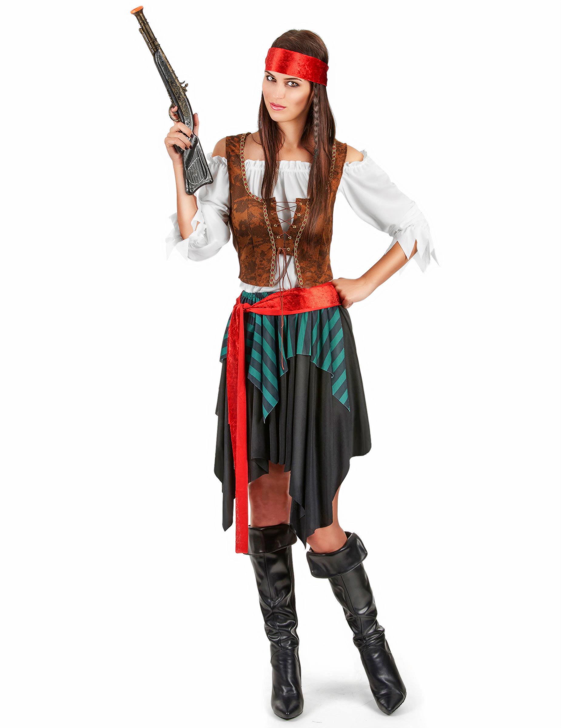 carino economico eccezionale gamma di stili e colori sfoglia le ultime collezioni Costume da pirata per donna
