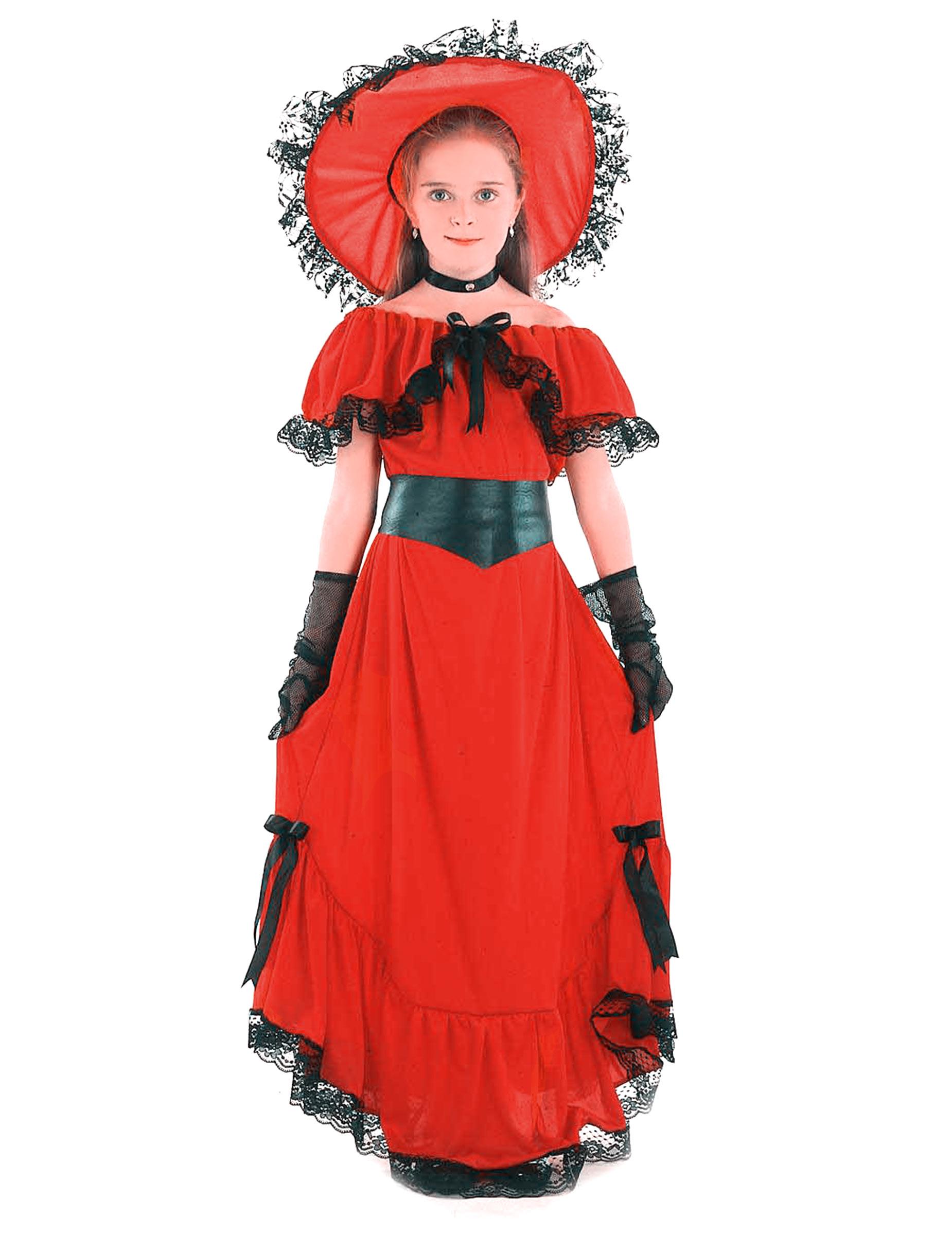 Costume Rossella bambina  Costumi bambini 4b69b661f3e9