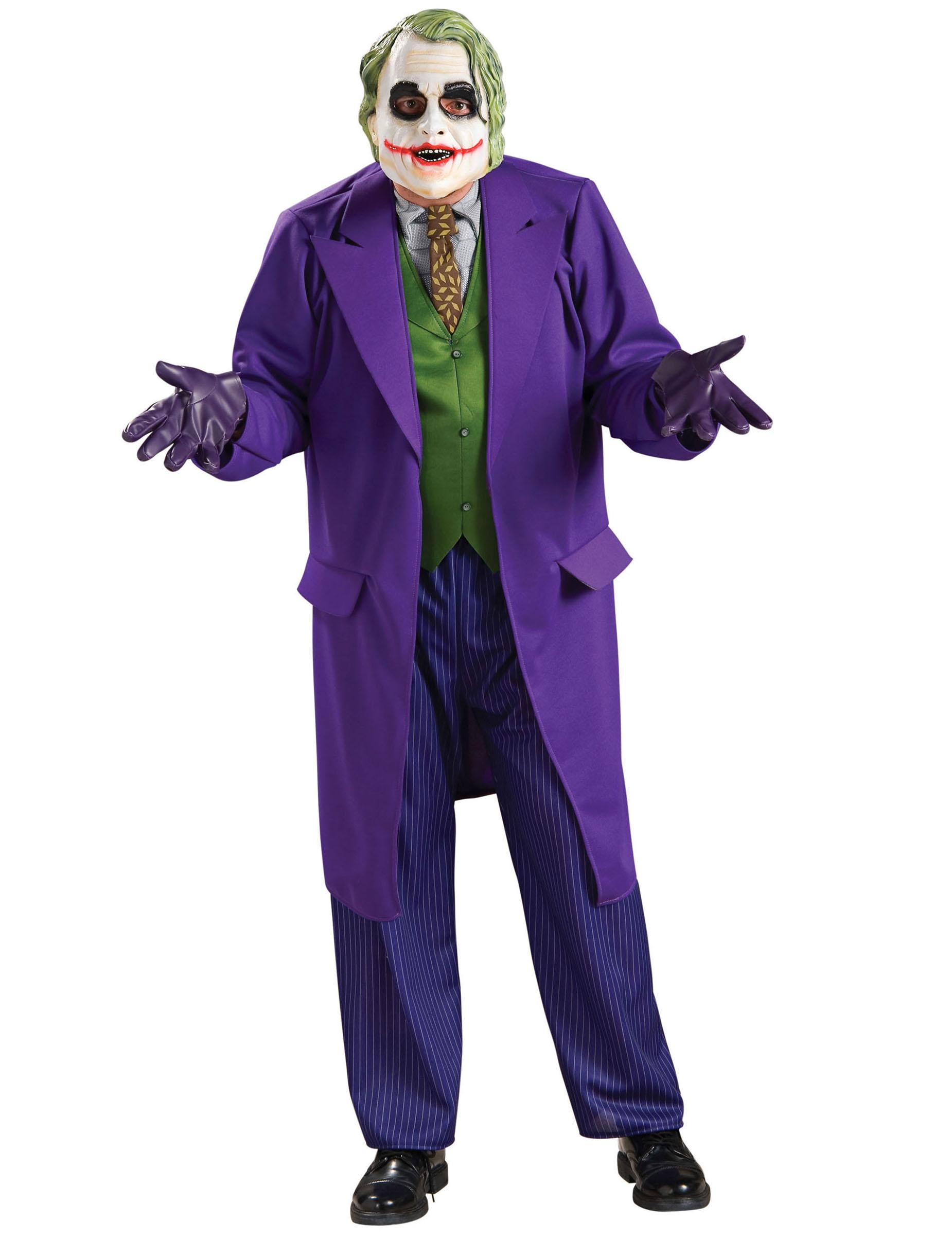 comprare nuovo negozi popolari up-to-date styling Costume Joker Dark Knight™ adulto