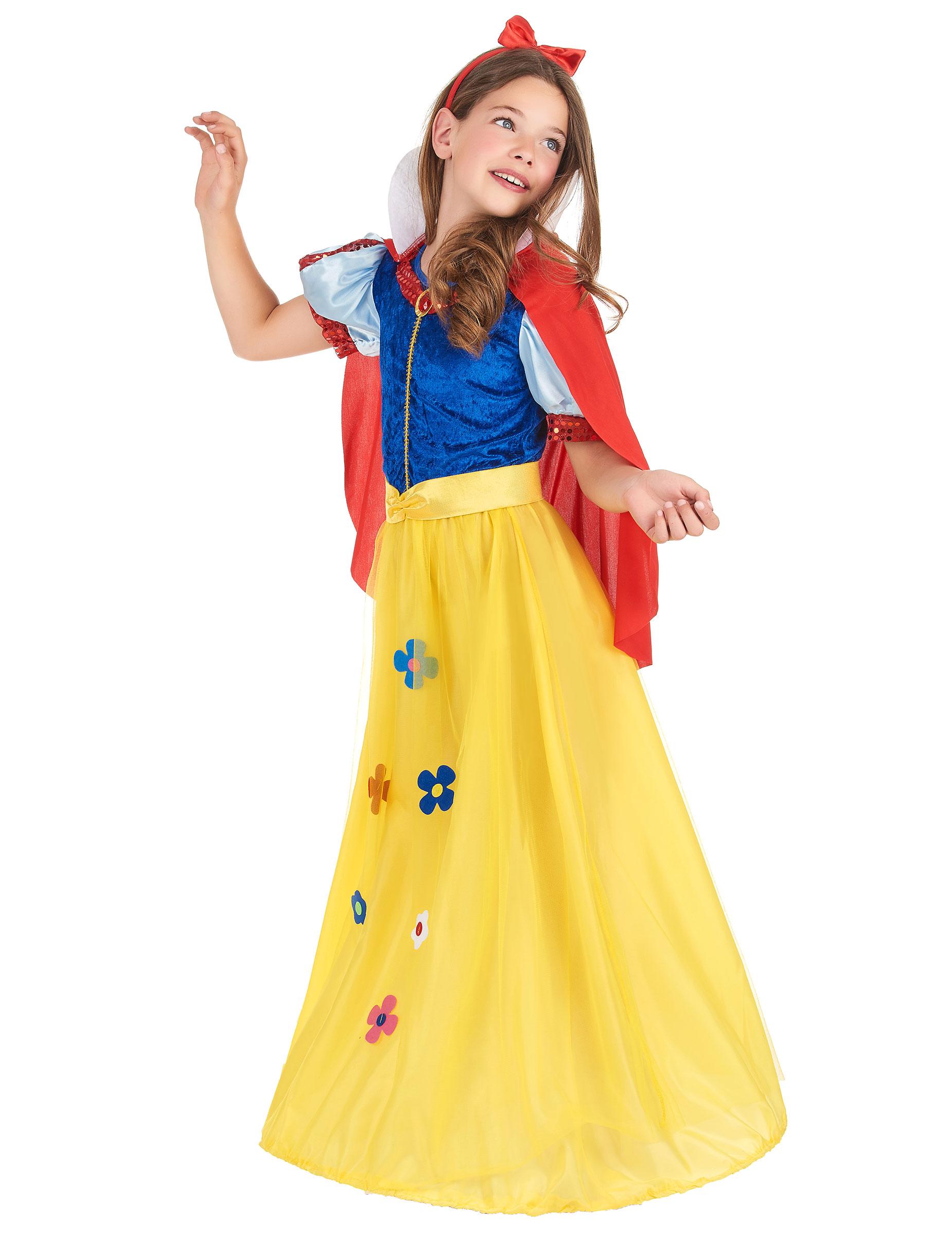 Favorito Costume da principessa bambina AS83