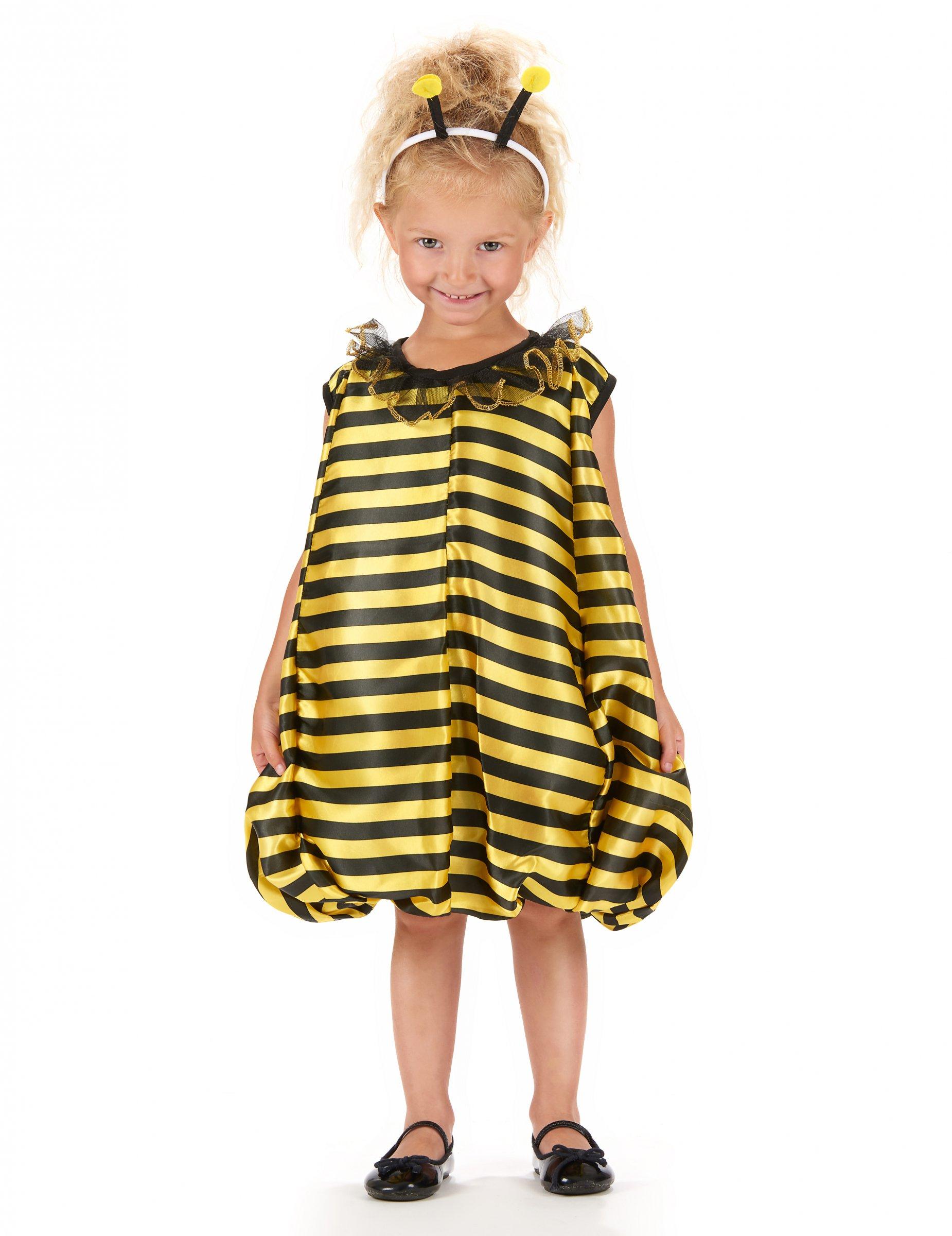3487cc6dd1ae Costume da ape a palloncino per bambina  Costumi bambini