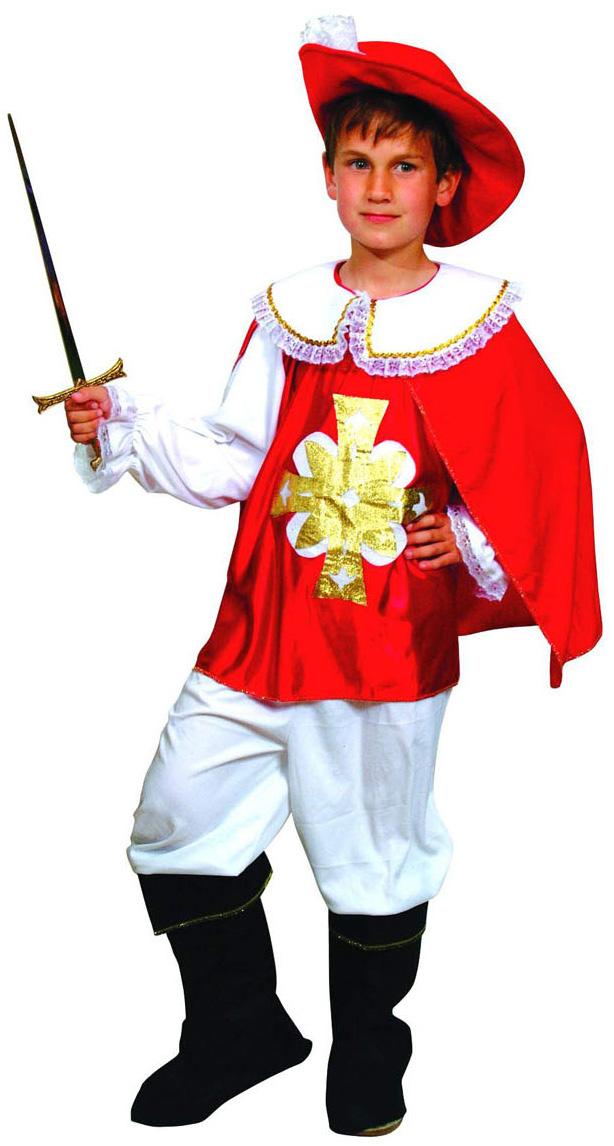 Costume da moschettiere bambino  Costumi bambini c6de440d8d61