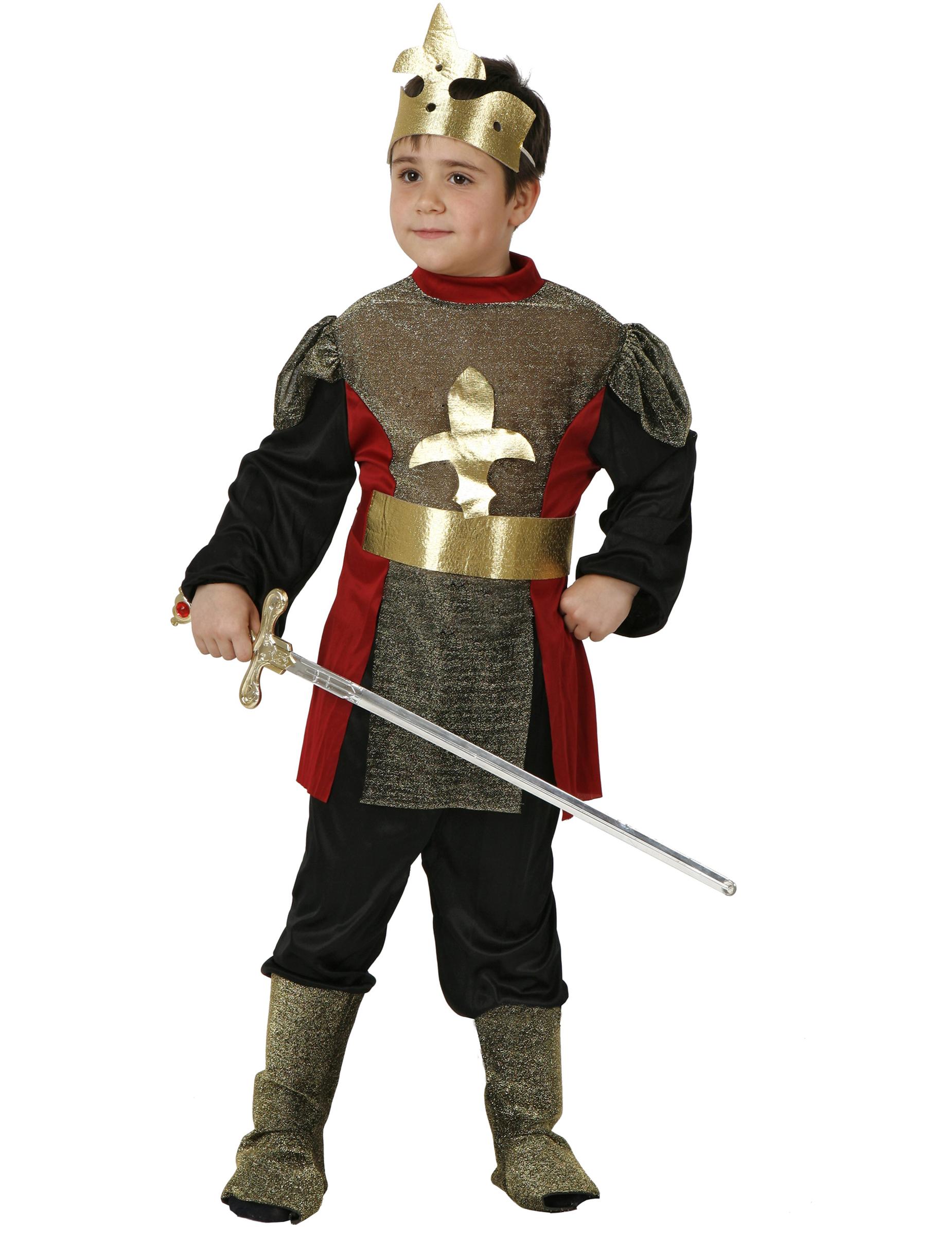 ee23bb3ff338c Costumi per bambini a tema medievale - Vegaoo.it