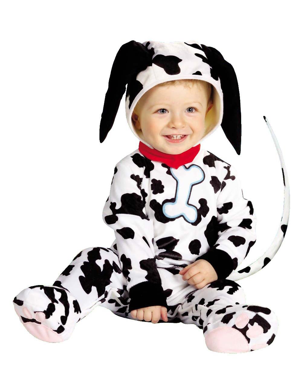 Costume-da-dalmata-per-neonato-Carnevale-Cod-172807