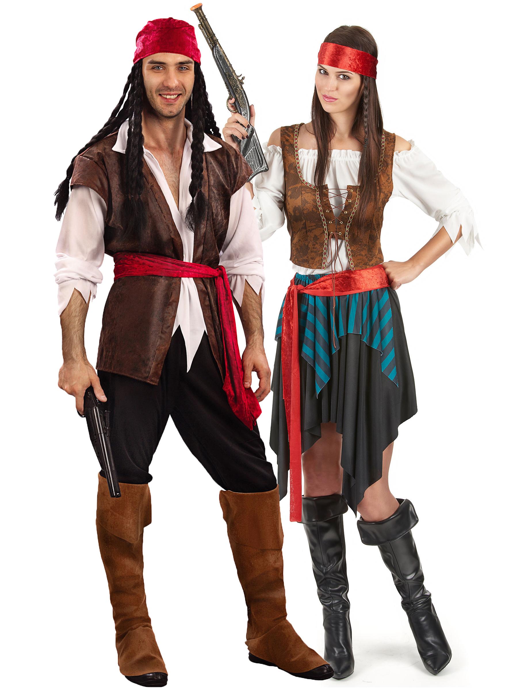 d50168493d Vestiti di Carnevale di coppia e travestimenti di gruppo originali ...