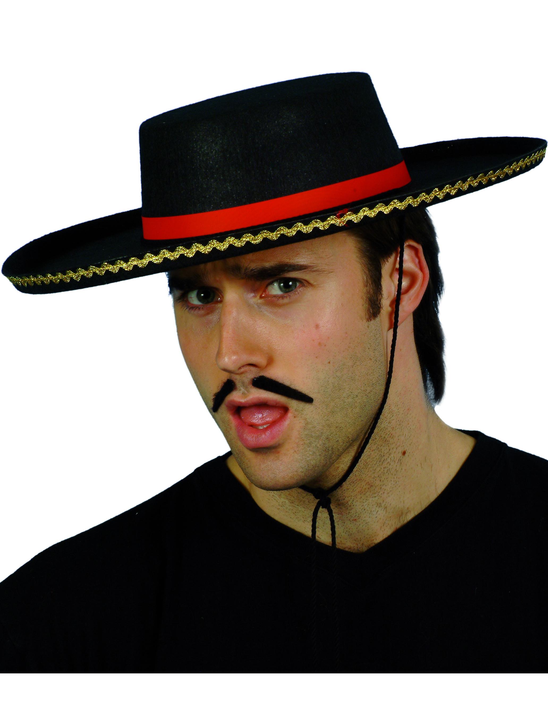 Cappello spagnolo adulti  Cappelli a898881f34ef
