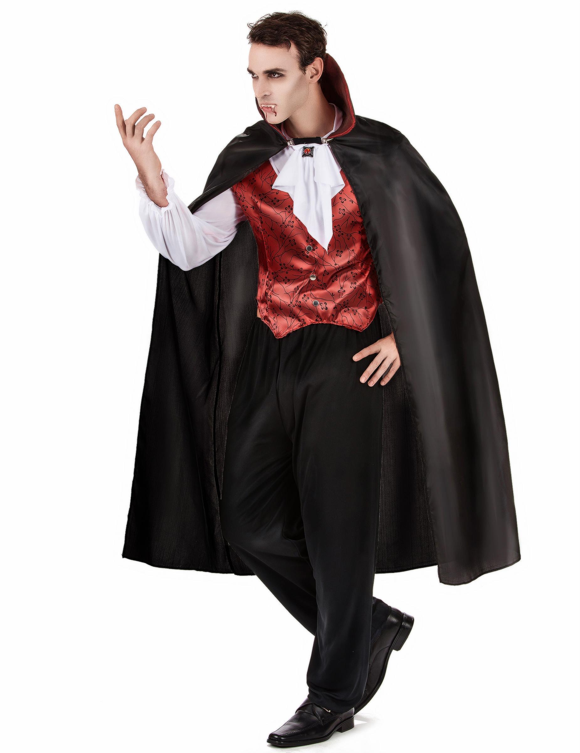 Costume da vampiro uomo Halloween  Costumi adulti 5191a23fe31e