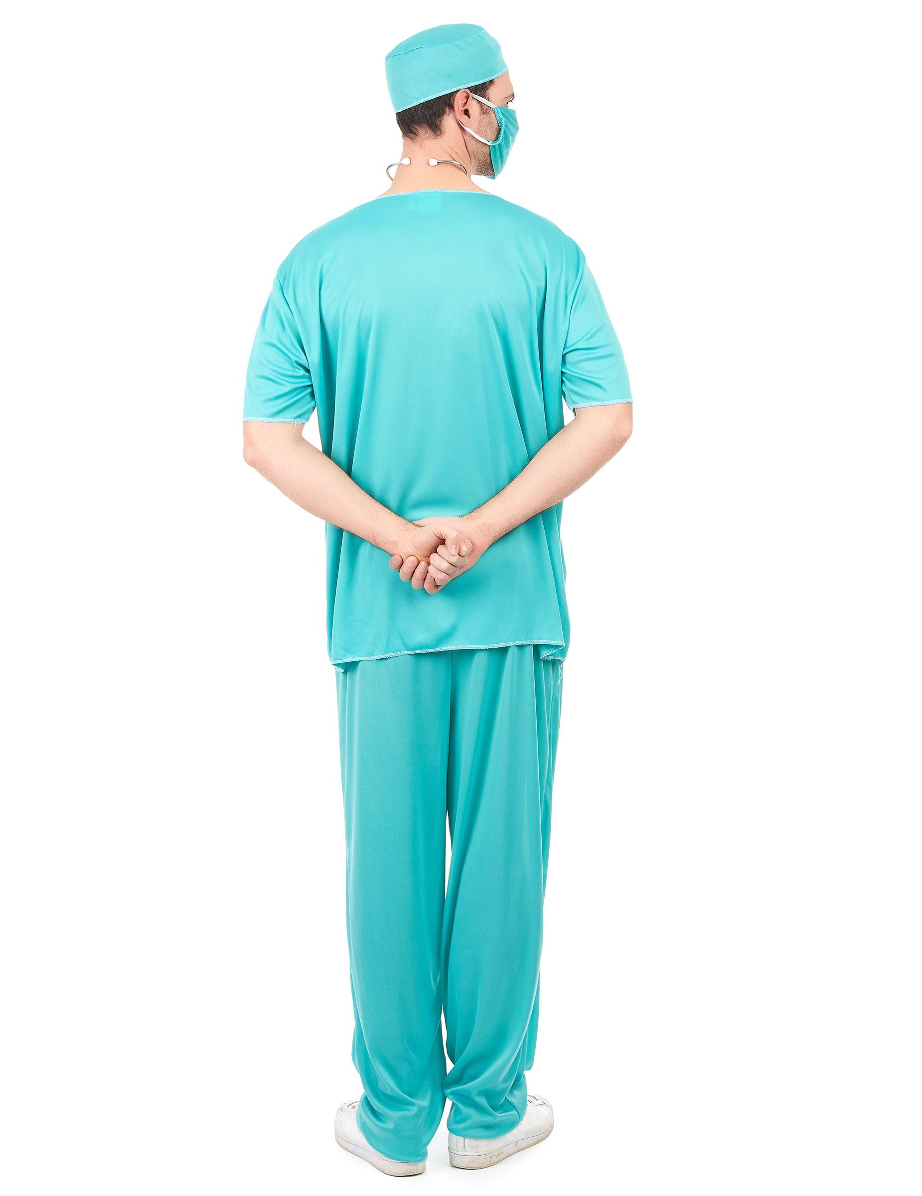 Rosenthal medico Costume Nuovo-Uomo Carnevale Travestimento Costume DR
