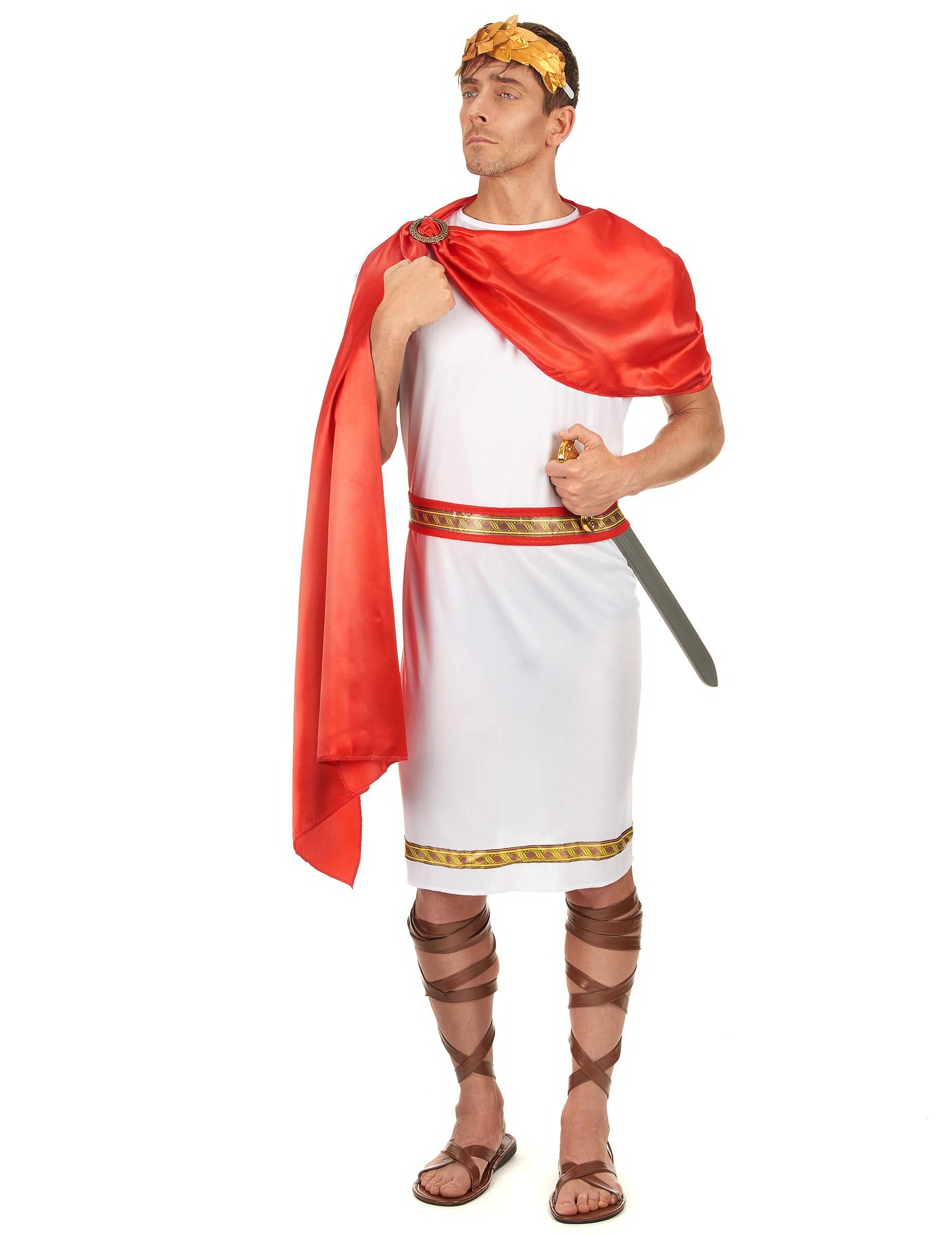 Costume da romano per uomo b0bd7c8d532