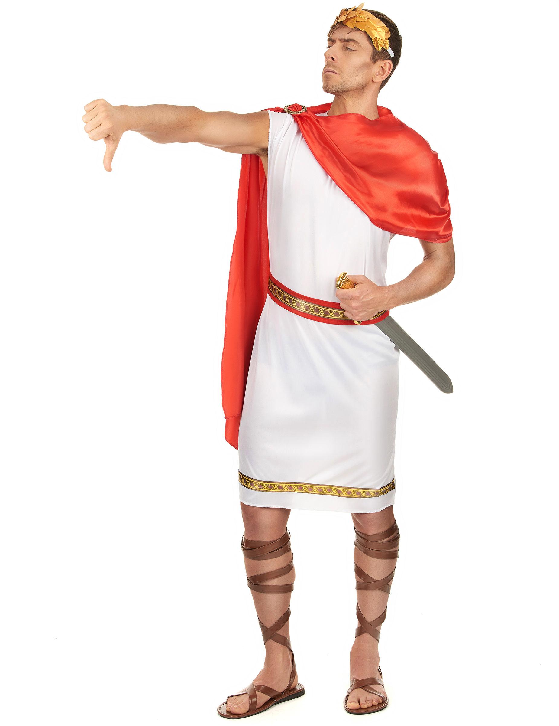 Costume da romano per uomo-1 e90c8a56da6