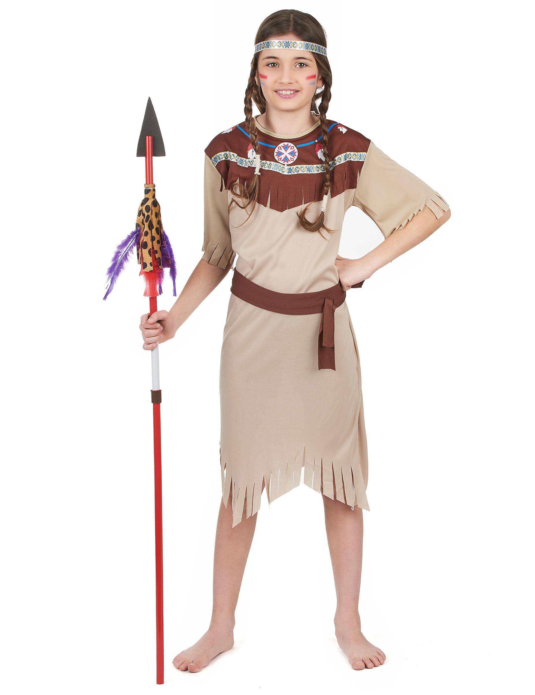 d6b946c8dd1d Costumi e travestimenti da indiano e cowboy per bambini a prezzi ...