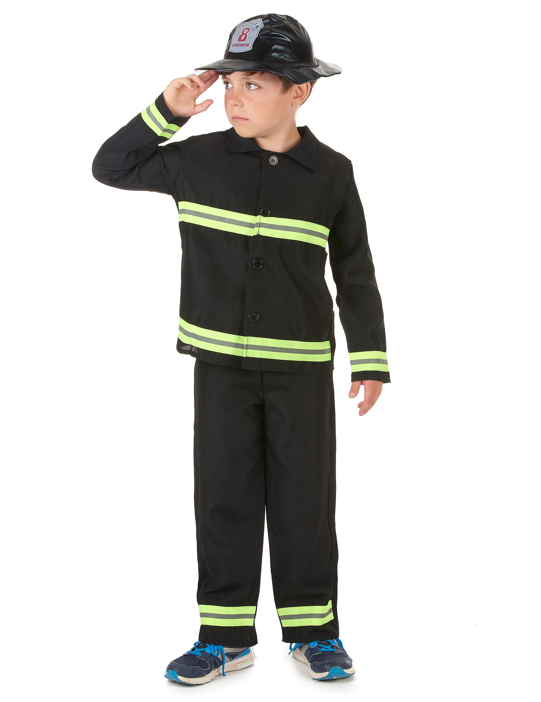 Costume per bambino da pompiere  Costumi bambini c67831c5ef08