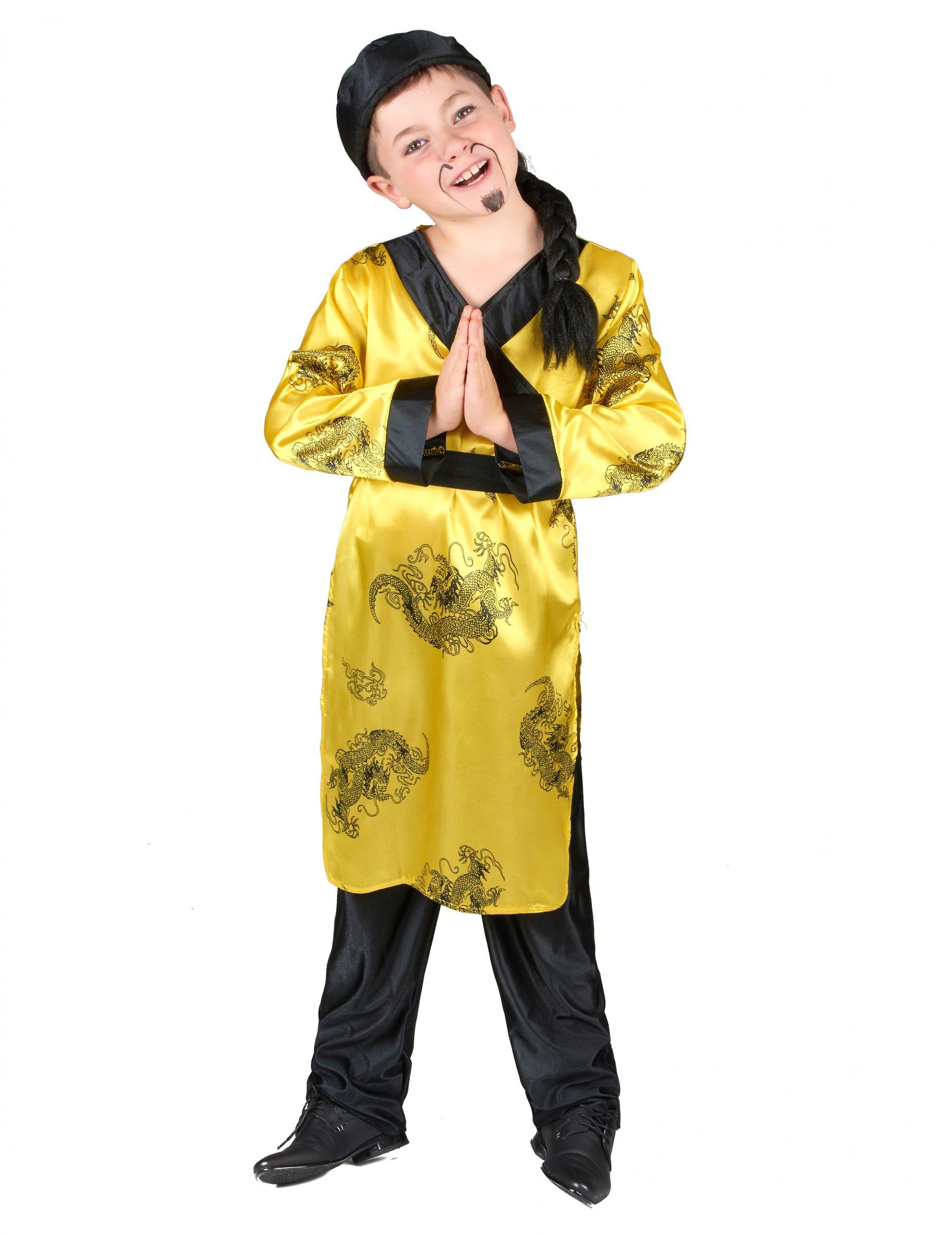 presa di fabbrica vendibile buona reputazione Costume da cinese per bambino