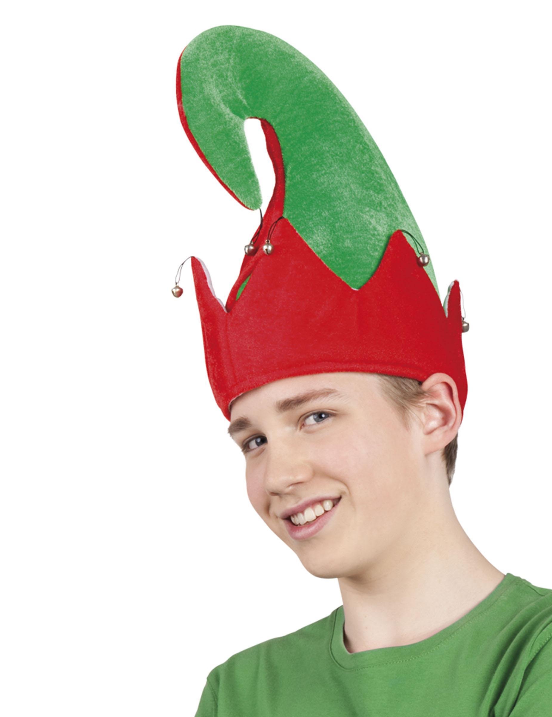 Cappello da elfo per adulto  2b9c974c7392