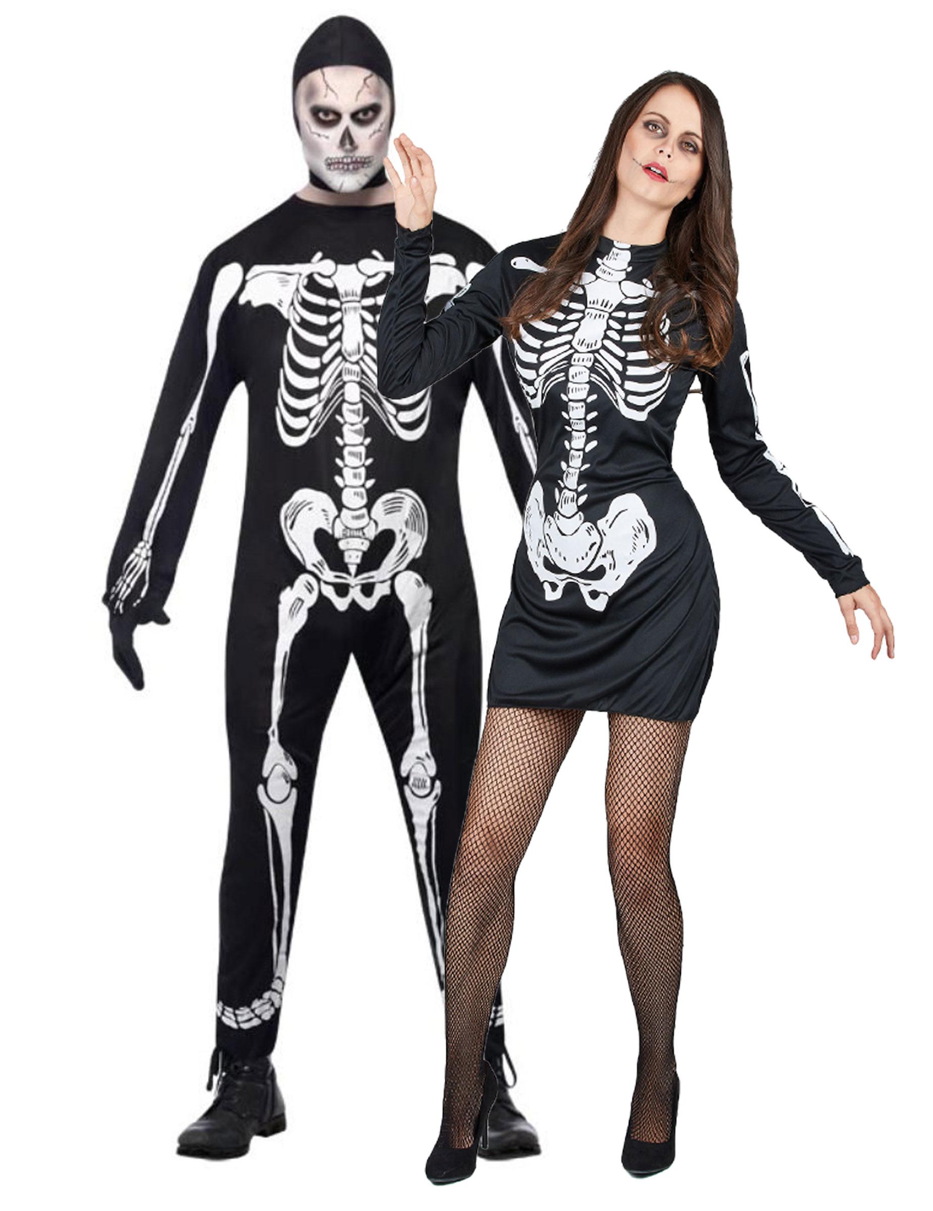 Costumi Halloween Di Gruppo.Costumi Halloween Coppia Travestimenti Di Coppia Per Un Halloween