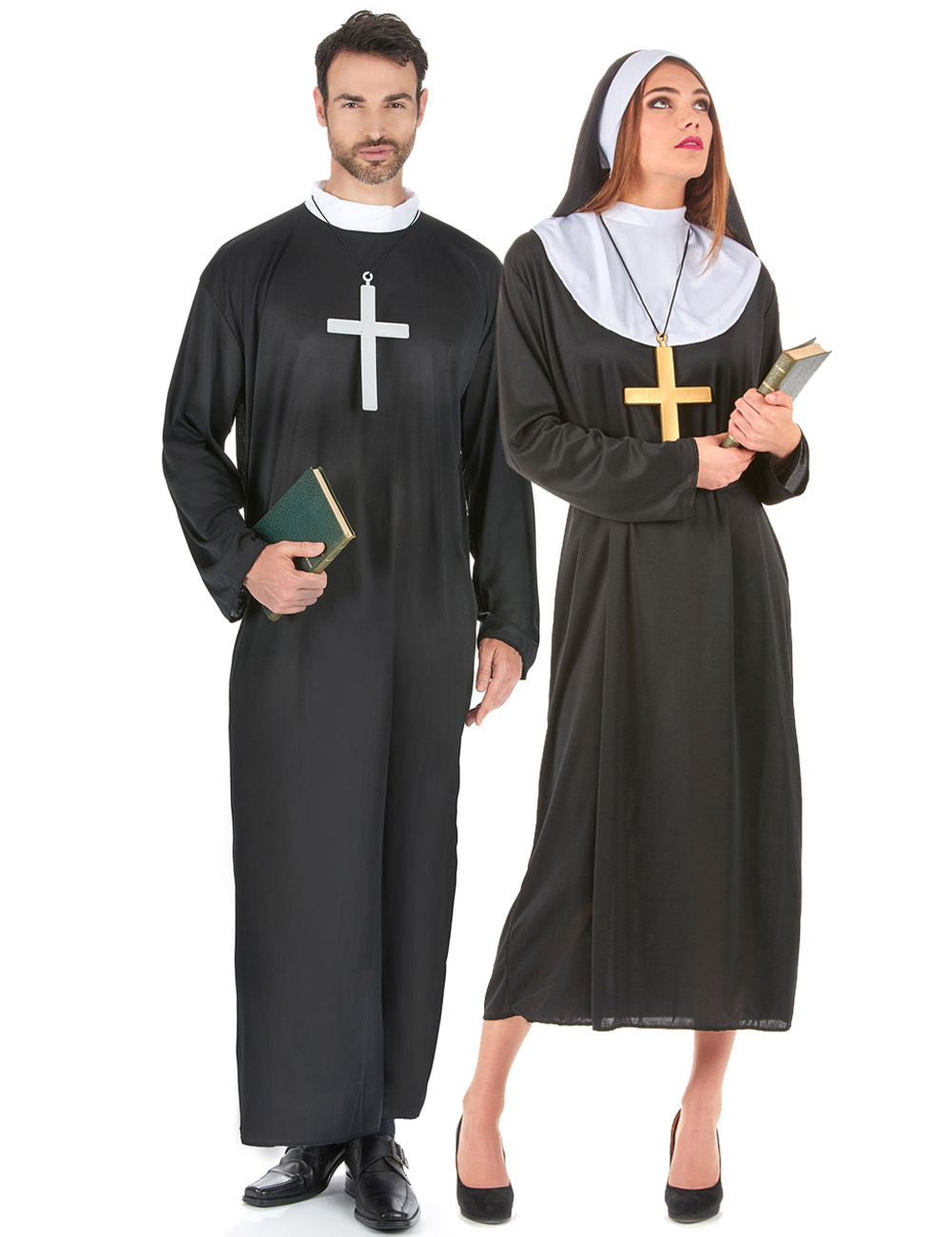 Bien connu Costume coppia di religiosi VV31